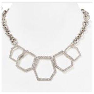 NWT Rebecca Minkoff statement necklace